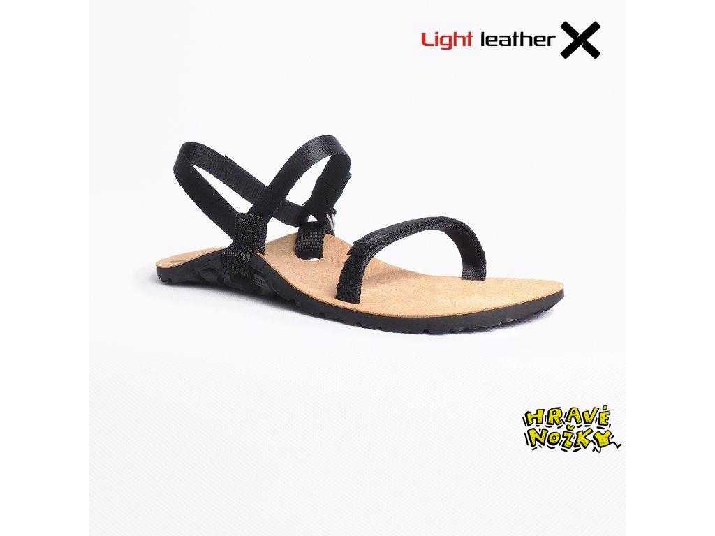 66 light leather x fb