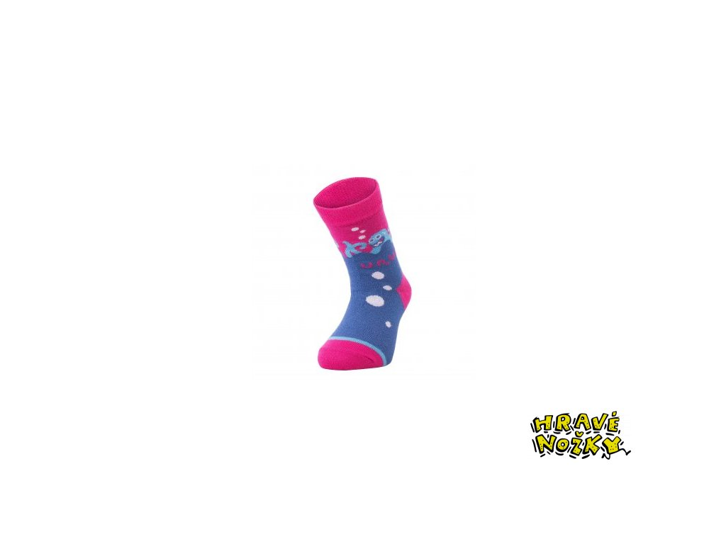 8466 unuo detske bambusove ponozky julca