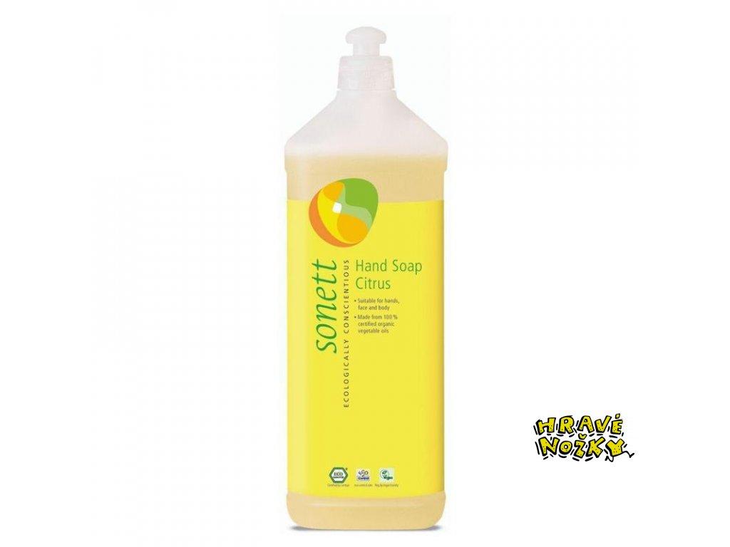 84522AD4 2CFC 4BD8 9EEC 7F28DBDCD39C sonett tekute mydlo na ruce citrus 1l z1
