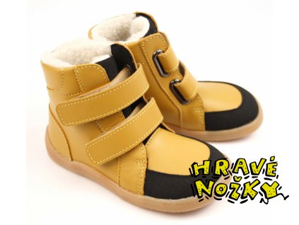 Baby Bare Shoes Febo Winter Kayak Asfaltico