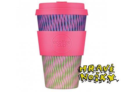 Ecoffee cup - Death Blossom 400ml