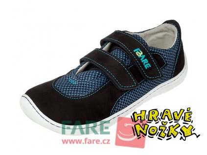 FARE BARE DĚTSKÉ TENISKY B5515201 (28-32)